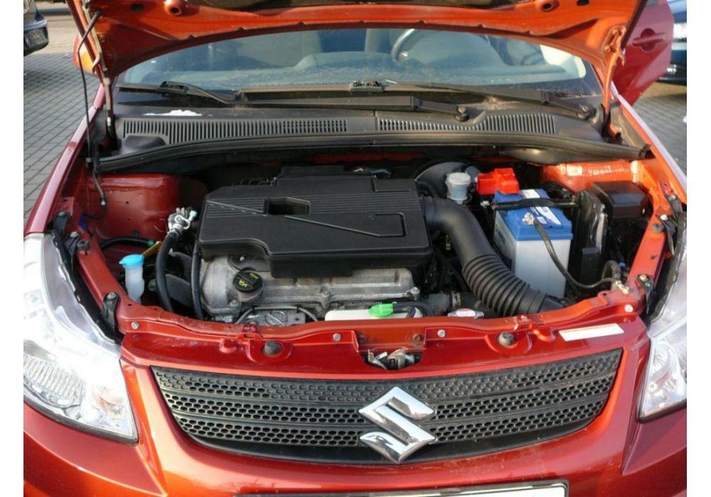 Suzuki SX4 1.6 VVT GLX