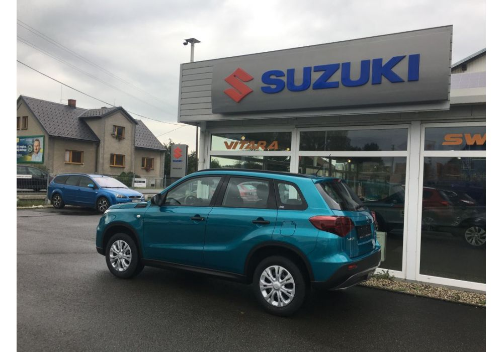 Suzuki Vitara 1,4 BoosterJet Comfort HYBRID