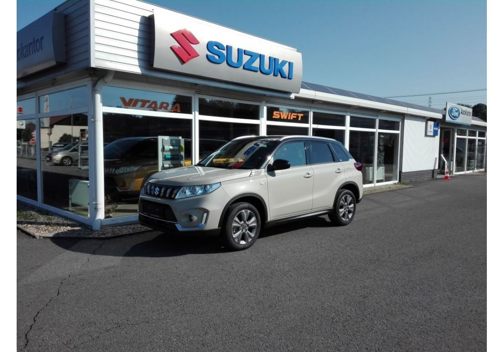 Suzuki Vitara 1,4 BoosterJet Premium AllGrip