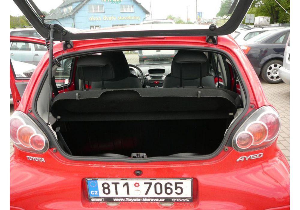 Toyota Aygo 1.0 i