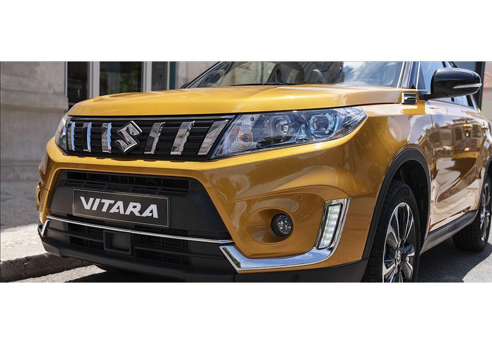 Vitara Hybrid