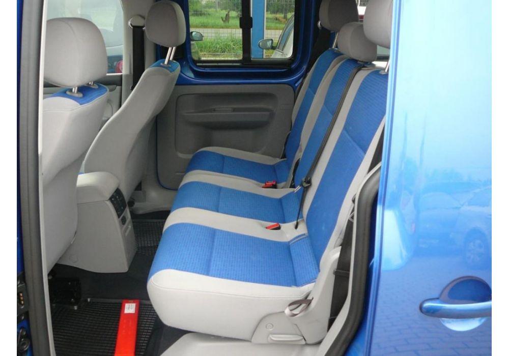 Volkswagen Caddy 1.6 i