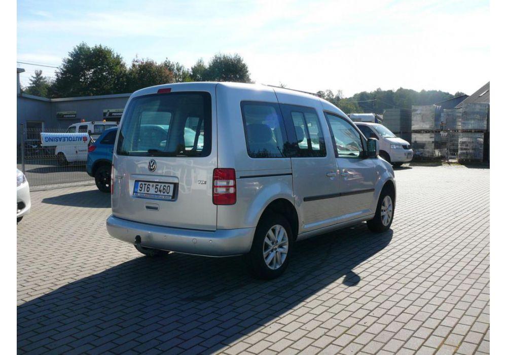 Volkswagen Caddy 1.6 TDI 75KW TRENDLINE