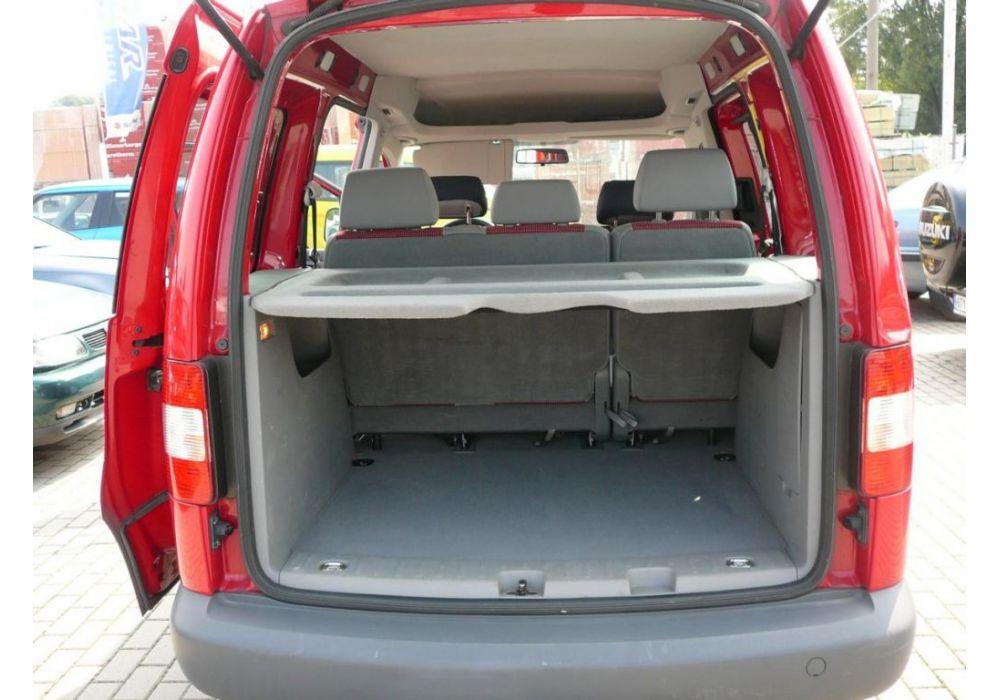 Volkswagen Caddy 1.9 TDI Kombi