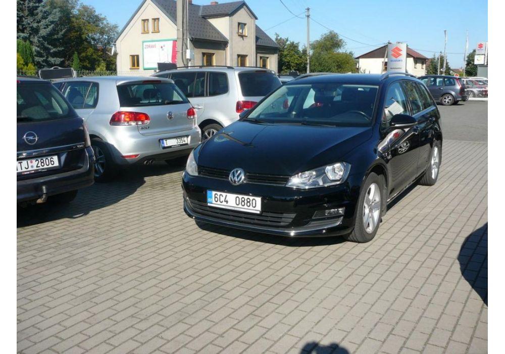 Volkswagen Golf 1.4 TSI 103 kW Highline Variant