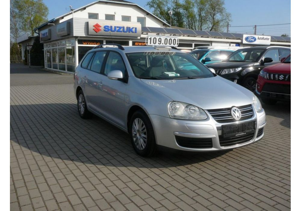 Volkswagen Golf 1.9 TDI Trendline Variant