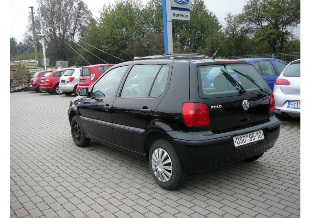 Volkswagen Polo 1.0 Comfortline