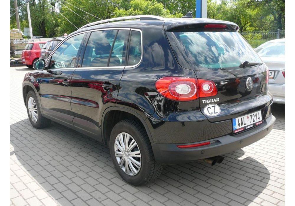 Volkswagen Tiguan 1,4 TSI 110kW