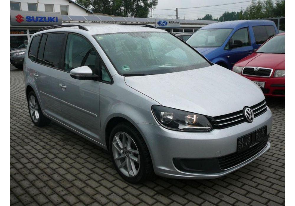 Volkswagen Touran 1.4 tsi 103 kw