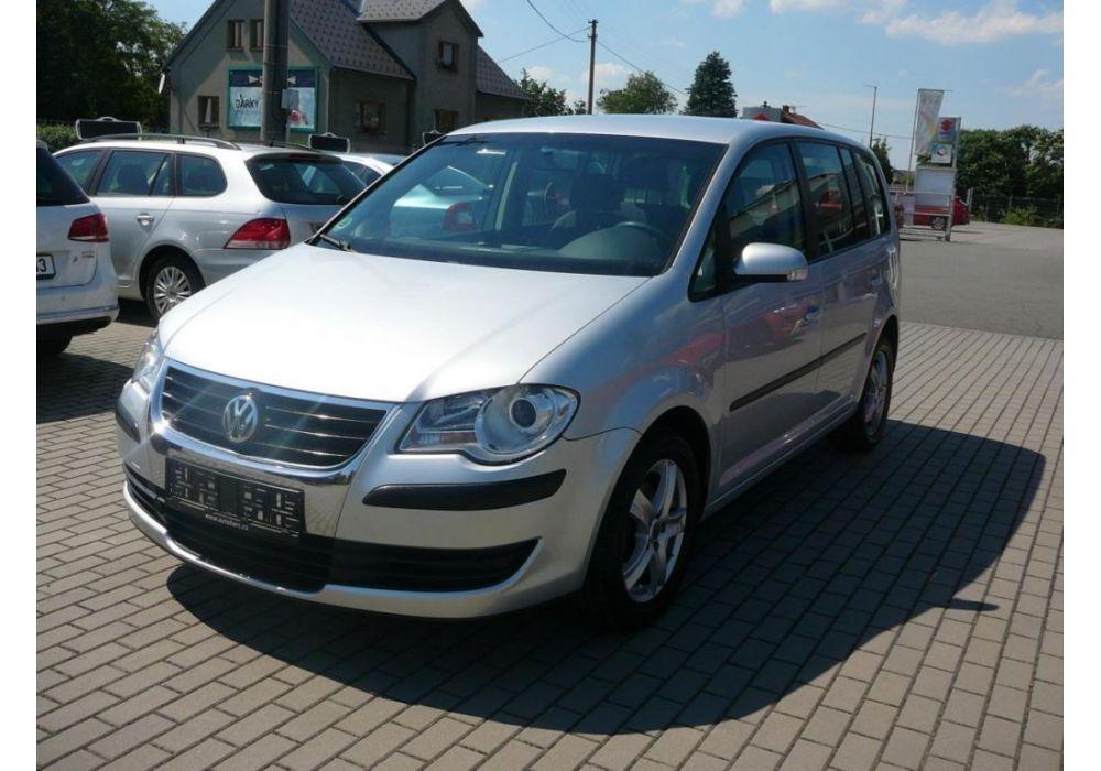 Volkswagen Touran 1.9 TDI DPF CrossTouran