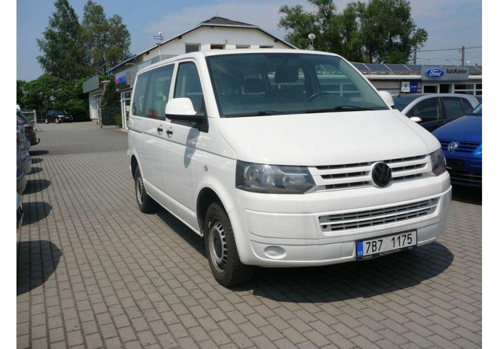 Volkswagen Transporter 2.0TDI 103KW 2.8T HRF