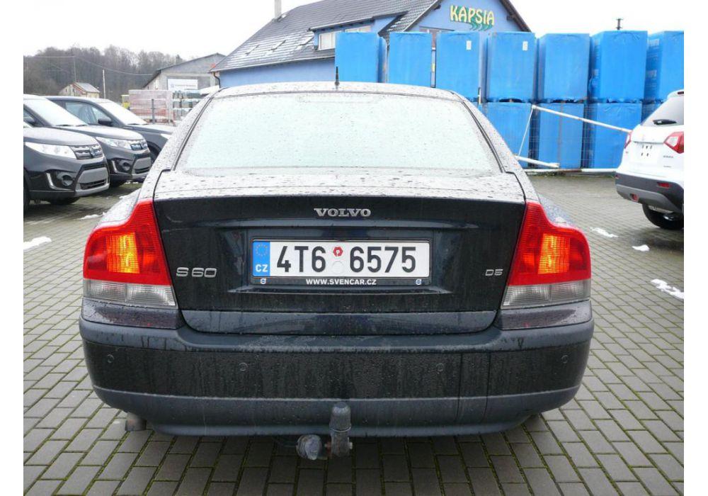 Volvo S60 2.4 d D5
